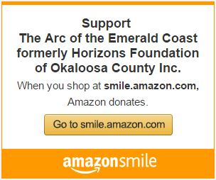Support The Arc of the Emerald Coast When You Shop at Amazon Smile!